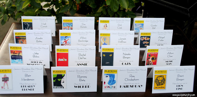 playbills all