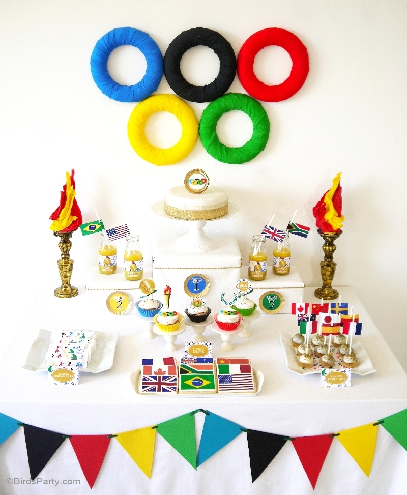 NEW Olympics pictures by Bird's Party12
