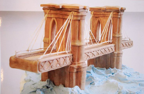 brooklyn-wedding-ideas-brooklyn-bridge-cake